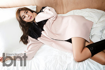 Uee After School - bnt International December 2013