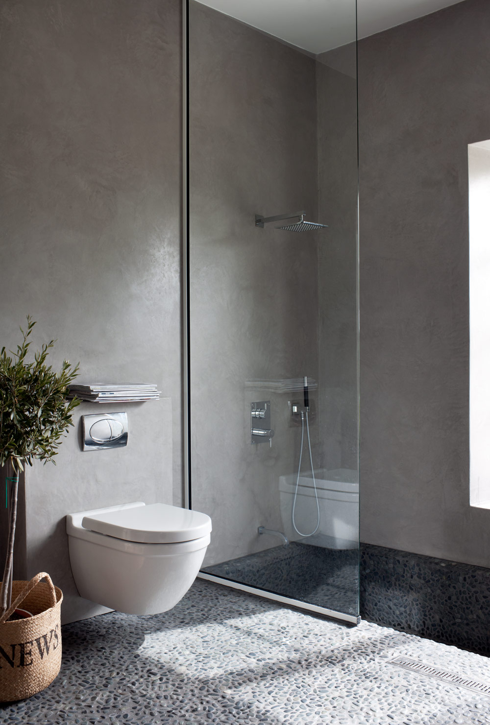 Vitt badrumsgolv ~ xellen.com