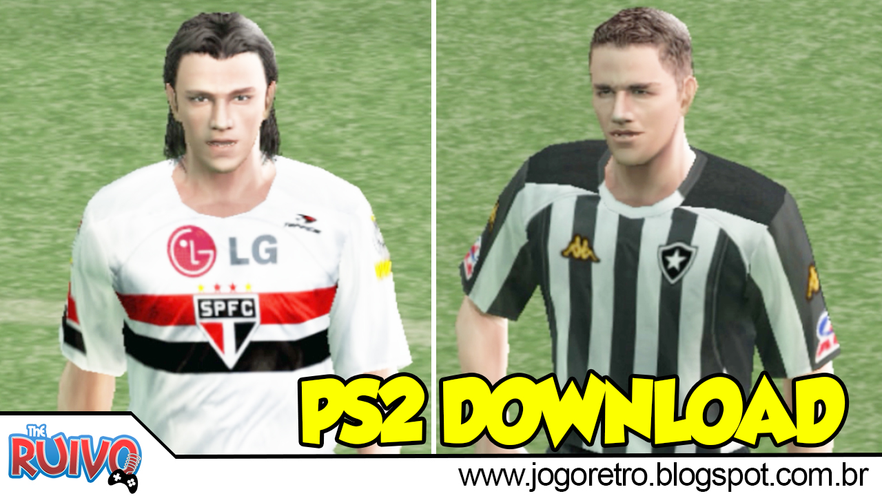Pes 5 ps2 patch