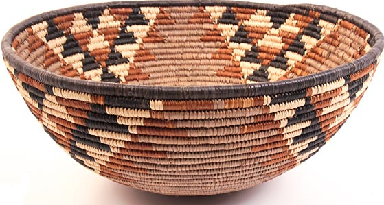 Gathering Basket Making Materials : Zulu people african basket weaving art chic culture