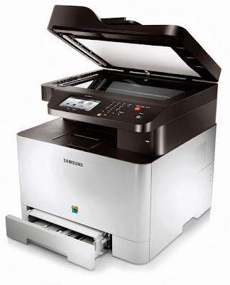 download Samsung CLX-4195FW/XAC printer's driver