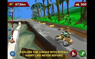 Pitfall Android Game