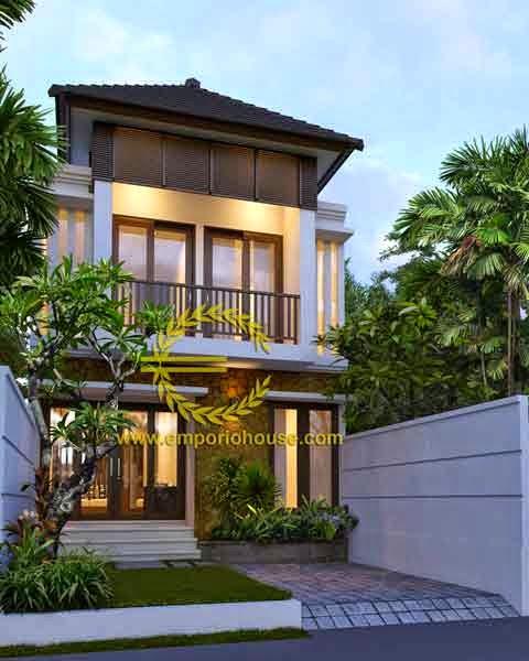 desain rumah sederhana minimalis 2 lantai