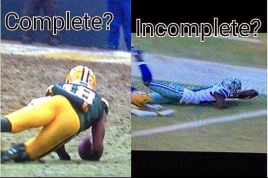 complete? (Cobb) - Incomplete? (Dez) - #Cowboys #Packershaters #Complete #Incomplete #RandallCobb #DezBryant