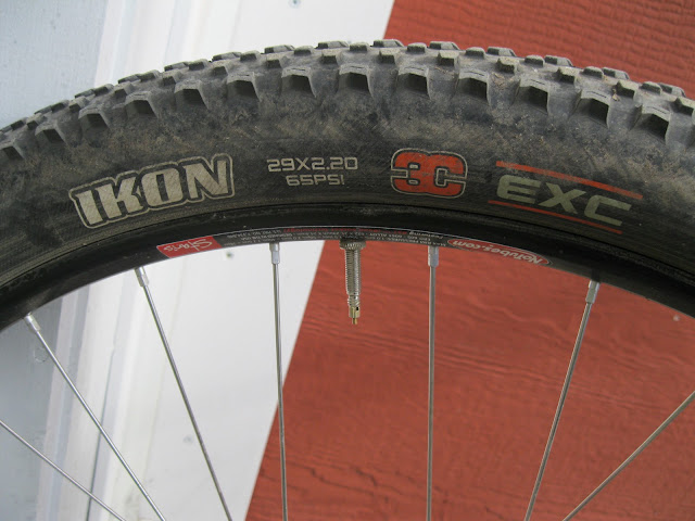 Review- Maxxis Ikon 29 x 2.2