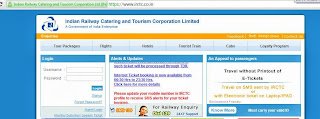 IRCTC NEW USER REGISTRATION TIME REDUCED