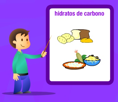 Los hidratos de carbono son necesarios para tener unos hábitos saludables