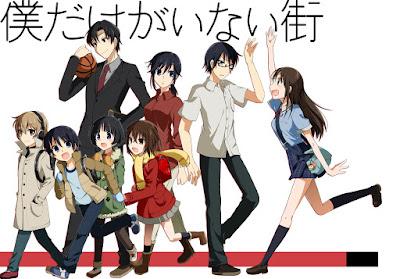Phim Boku dake ga Inai Machi