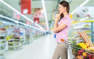 Η λίστα με τα ψώνια για μια πιο υγιεινή διατροφή