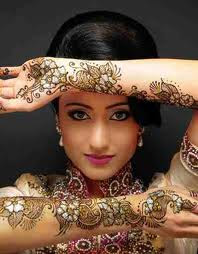Latest Mehndi Designs for Eid