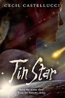 tin star by cecil castellucci book cover