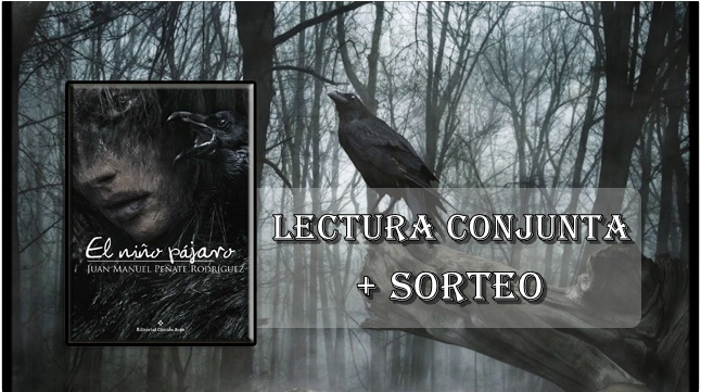 Sorteo (4 ejemplares) + Lectura Conjunta