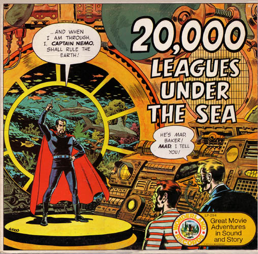 an analysis of the character of captain nemo in 20000 leagues under the sea a novel by jules verne Twenty thousand leagues under the sea by jules verne previous page overall analysis character analysis captain nemo.