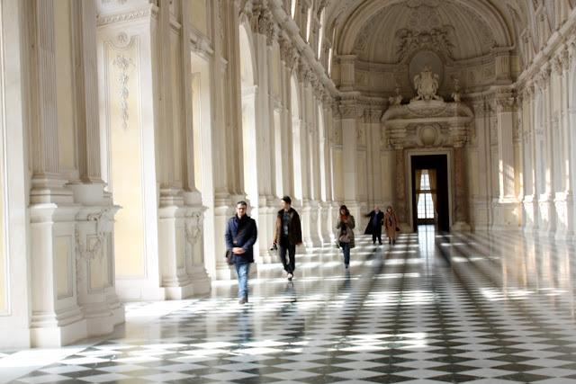 Galleria grande Venaria Torino