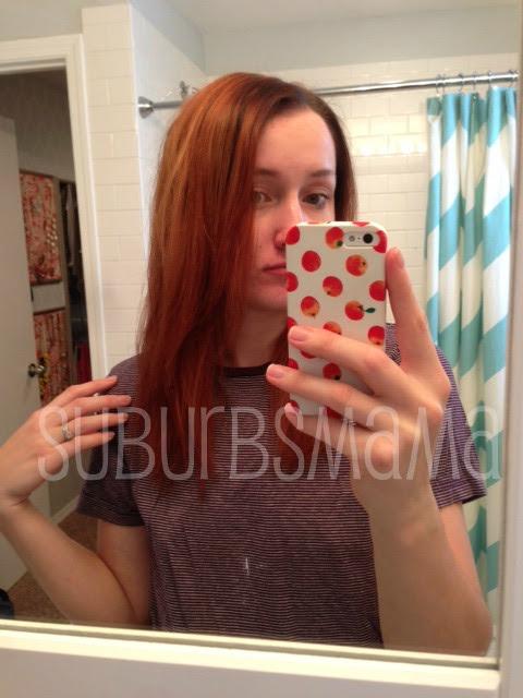 Suburbs Mama My Hair Disaster