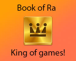 Book of Ra der König der Games