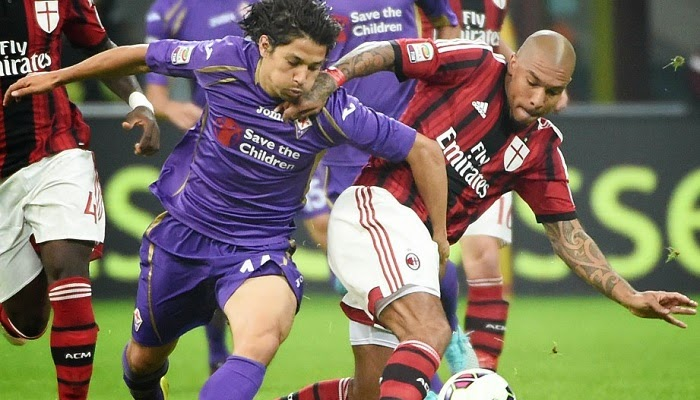 Fiorentina vs Milan en vivo