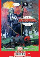 Deadpool #6 Cover