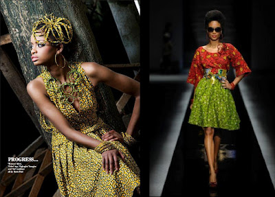 Latest Ankara And Lace Fashion In Nigeria Today Welcome