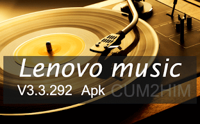 Lenovo Music terbaru