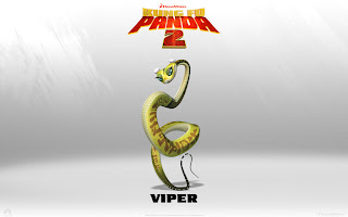 Viper  Kungfu Panda 2 Movies Wallpaper