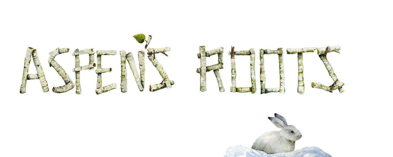 aspen's roots
