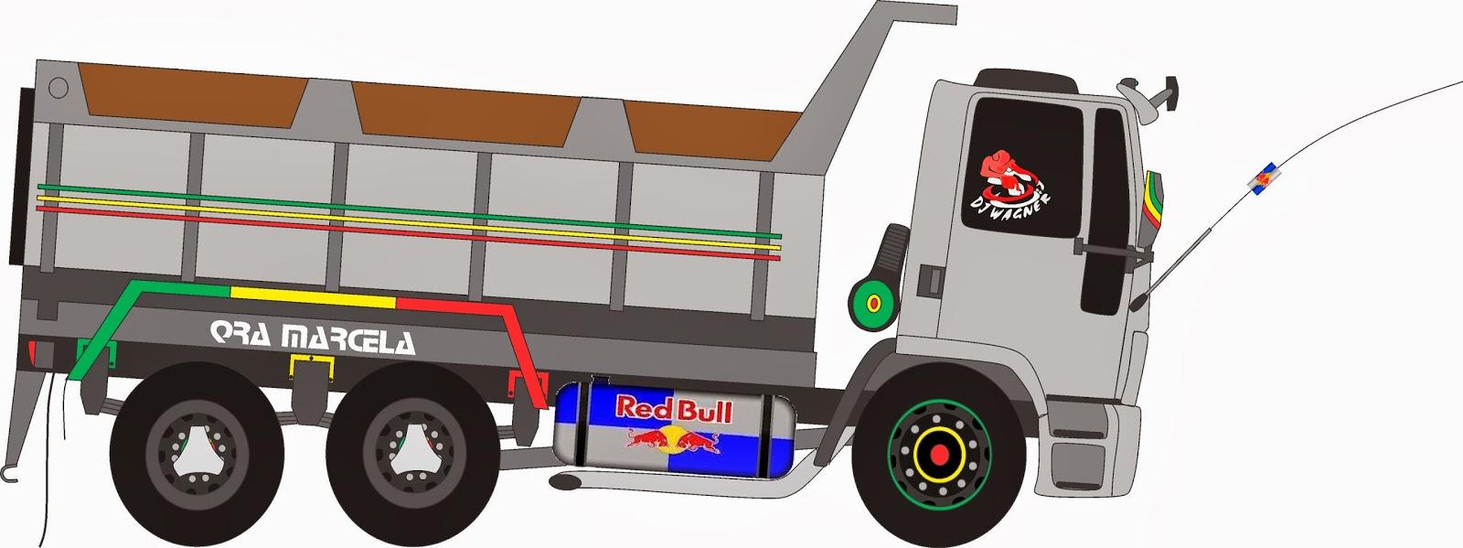 tnd top nordeste desenhos desenho ford cargo a pedido da qramarcela