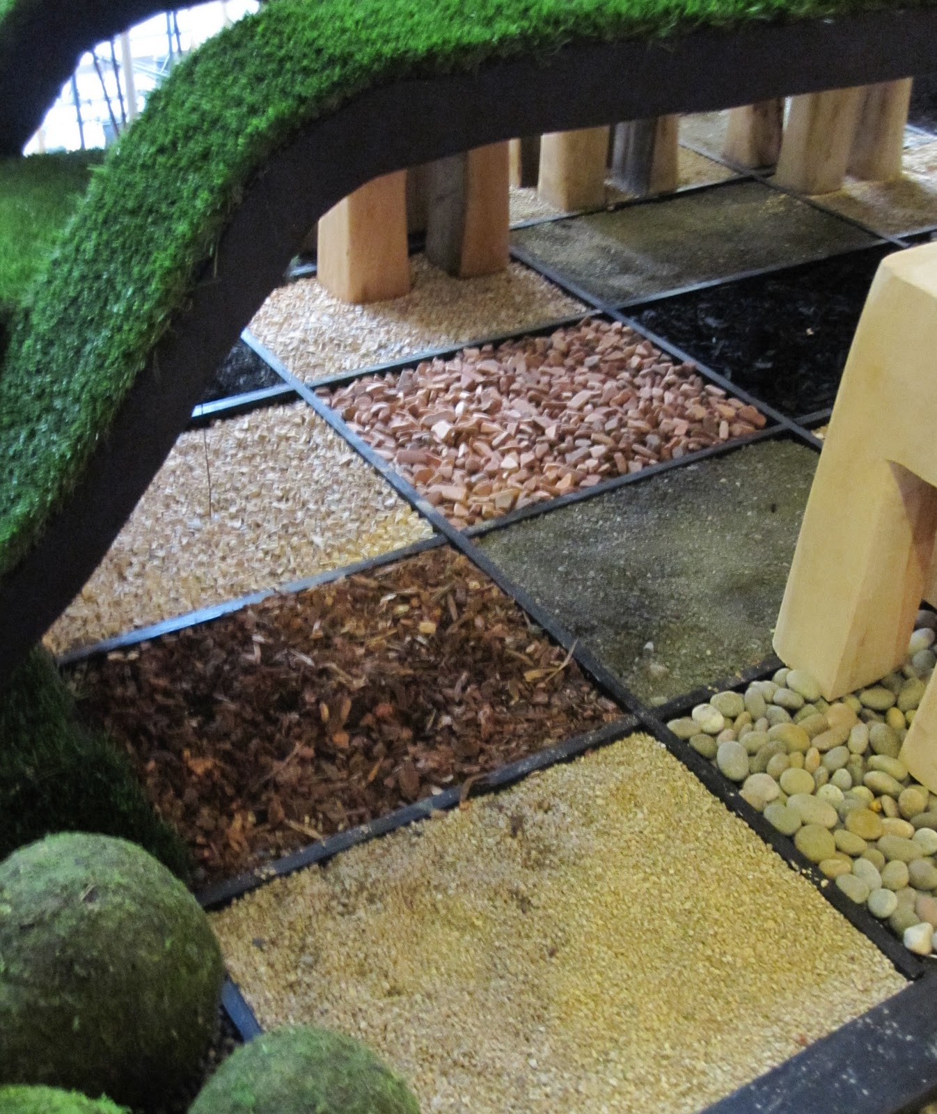 Design squared details details for Checkerboard garden designs