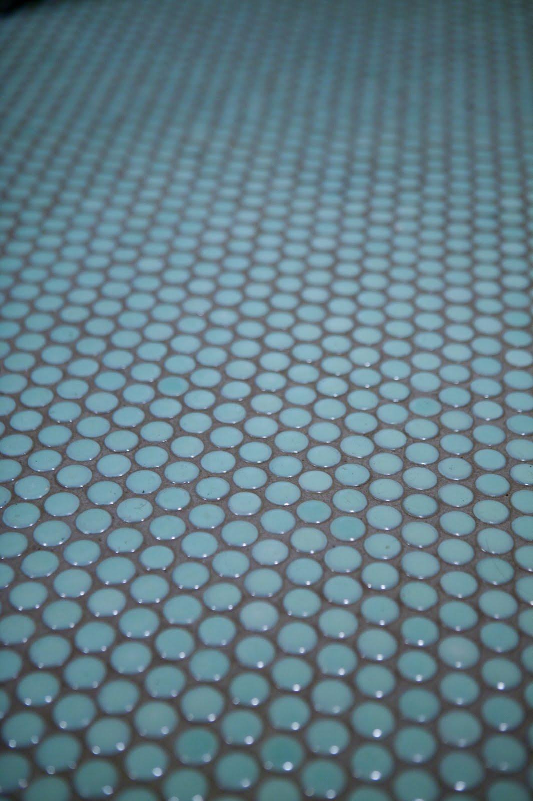 1000 ideas about blue penny tile on pinterest penny for Blue floor tile