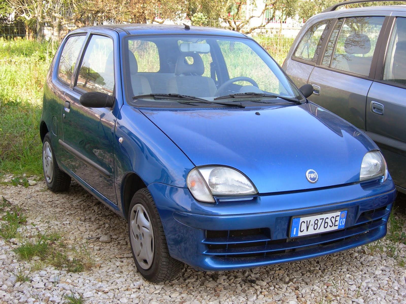 Fiat 600 1.1 con idroguida Anno 2005 70.000 km 2.500,00 Euro