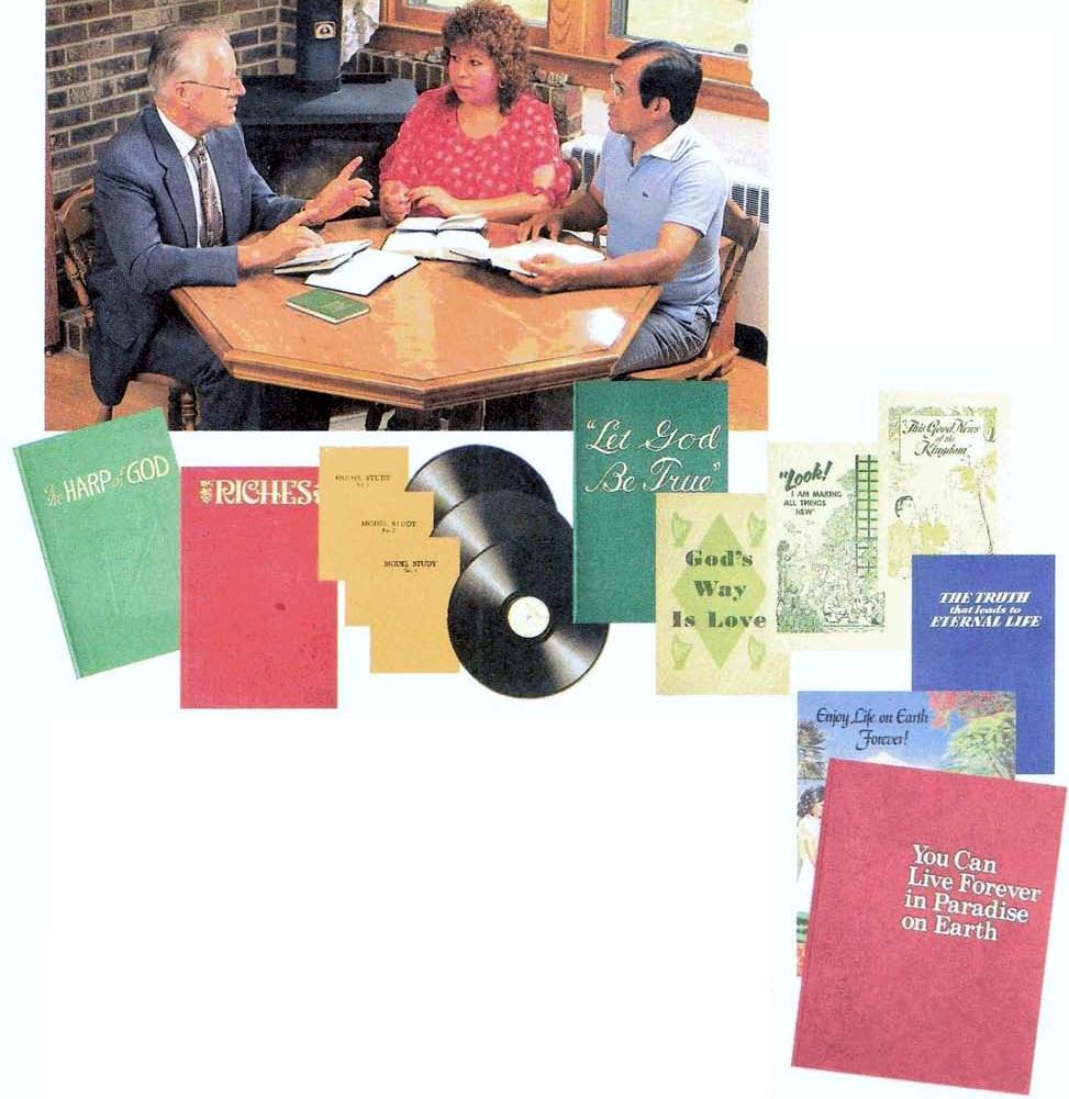 Testemunhas de Jeová Biblioteca Histórica
