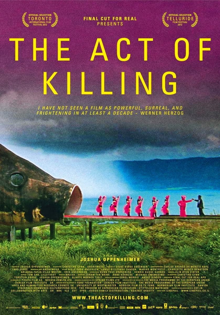 Ver The Act Of Killing (2012) Online