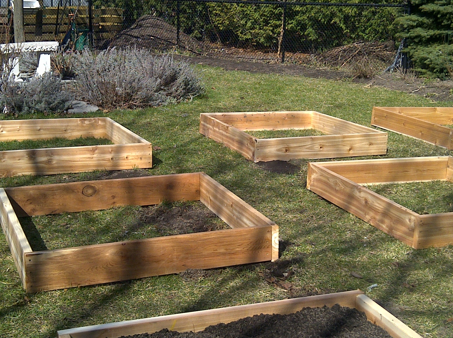 Diy Raised Vegetable Garden Beds Cheap