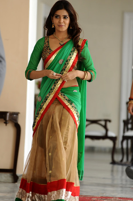 samantha saree from dookudu movie, samantha hot photoshoot