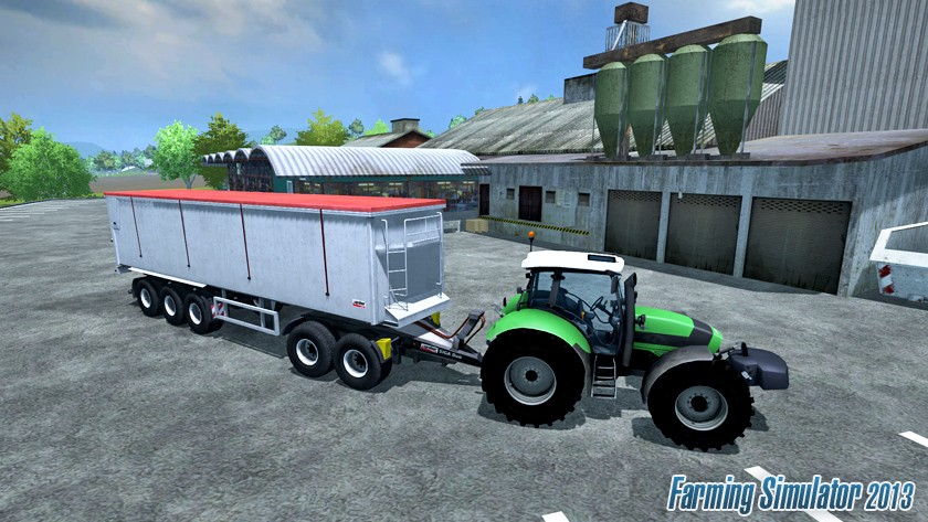 Step 1 : Open the Farming simulator 2013 DLC [ Created by our TeaM