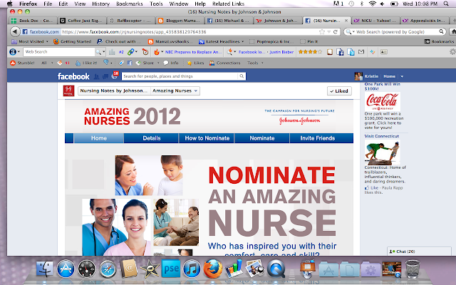Amazing Nurses FB Contest