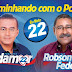 """Primeiro comício da """"Família 22"""" - Adamor Aires convida"""