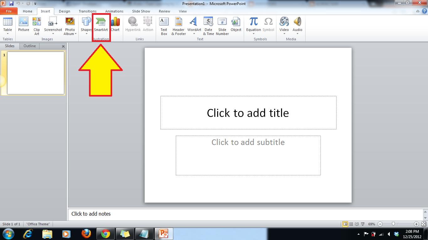 Как сделать pdf powerpoint
