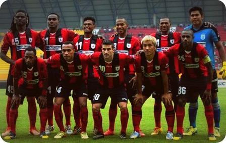Inilah Alasan Persipura Jayapura Tolak Ikut Turnamen Melanesia Super Cup