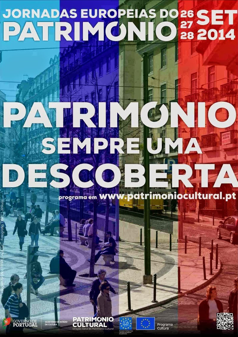 JORNADAS EUROPEIAS DO PATRIMÓNIO 2014
