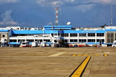 Bandara Internasional Jenderal Juan N Álvarez Meksiko. ZonaAero