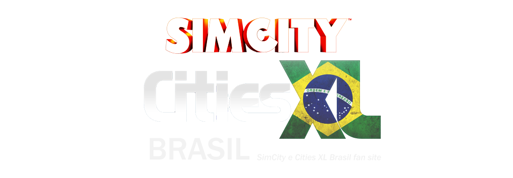 SimCity e CITIES XL Brasil