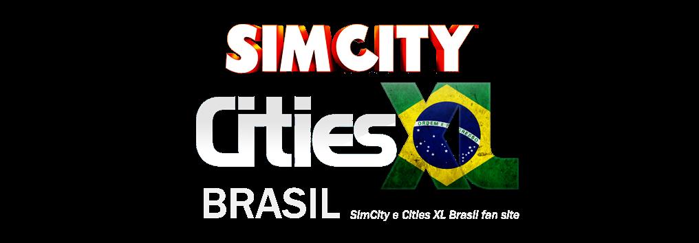 SimCity e CITIES XL Brasil