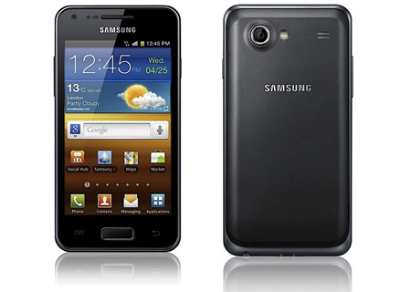 Smartphone Samsung Galaxy S Advance