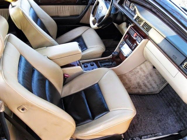 a124 interior