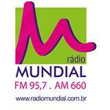 Rádio Mundial AM 660,0 São Paulo SP