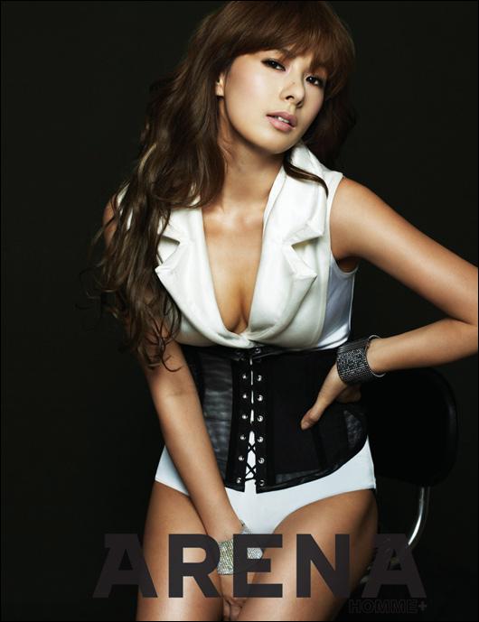 Korean Model Girls - Chae Yeon