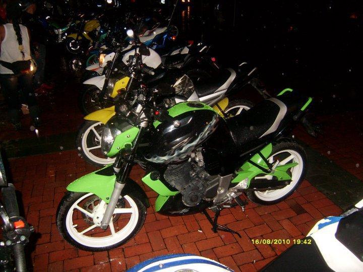 Foto Yamaha Byson Club