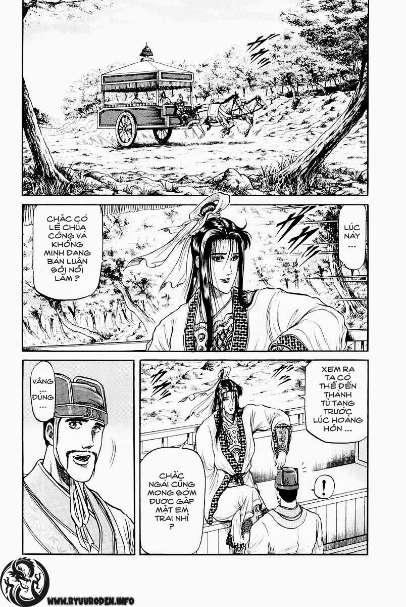 Chú Bé Rồng - Ryuuroden chap 31 - Trang 28