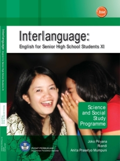 Download Buku INTERLANGUAGE: English for Senior High School Students X